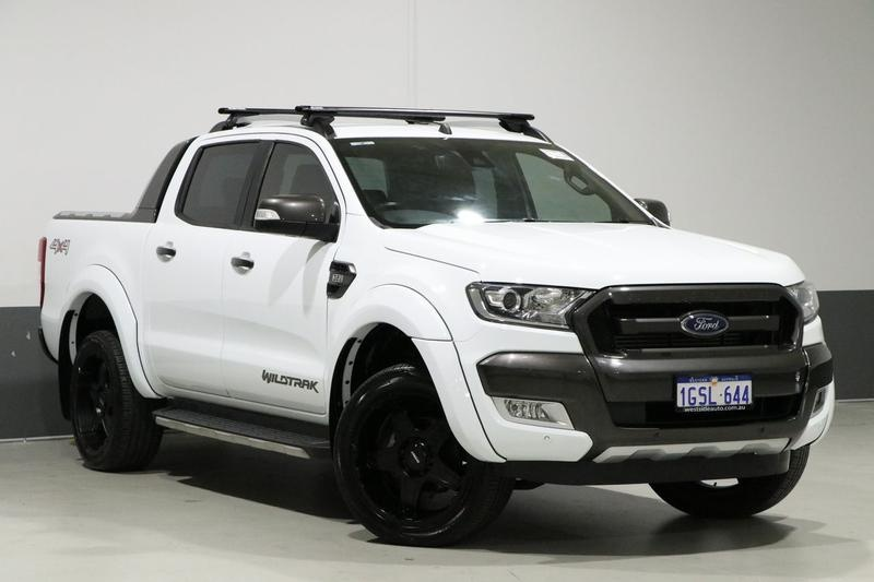 2017 Ford Ranger >> 2017 Ford Ranger Wildtrak