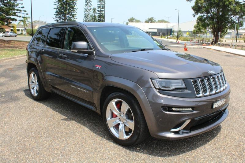 2015 Jeep Grand Cherokee Srt >> 2015 Jeep Grand Cherokee Srt
