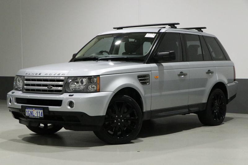 LAND ROVER RANGE ROVER Super Charged L320 Super Charged Wagon 5dr Spts Auto 6sp 4x4 4.2SC [MY08]