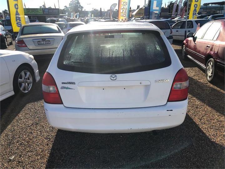 MAZDA 323 Astina BJ Astina Hatchback 5dr Auto 4sp 1.6i