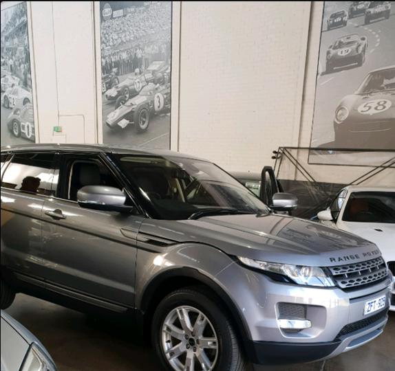 LAND ROVER RANGE ROVER EVOQUE SD4 L538 SD4 Pure Wagon 5dr CommandShift 6sp 4x4 2.2DT [MY12]