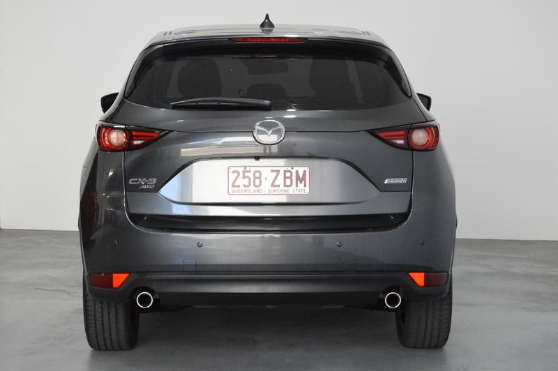 MAZDA CX-5 Akera KF Series Akera Wagon 5dr SKYACTIV-Drive 6sp i-ACTIV AWD 2.2DTT [Feb]