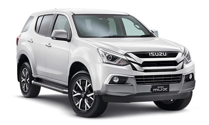 ISUZU MU-X LS-U LS-U Wagon 7st 5dr Rev-Tronic 6sp 4x2 3.0DT [MY19]