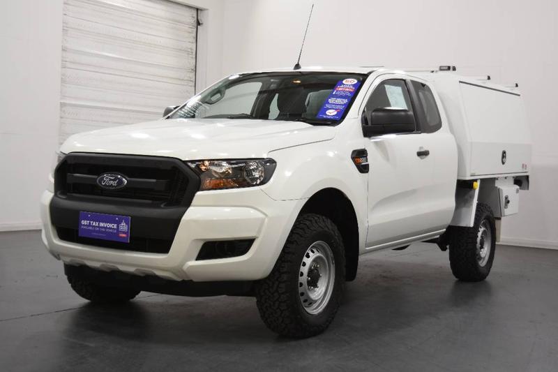 2016 Ford Ranger >> 2016 Ford Ranger Xl