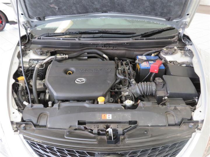 MAZDA 6 Classic GH Series 1 Classic Hatchback 5dr Man 6sp 2.5i [MY09]