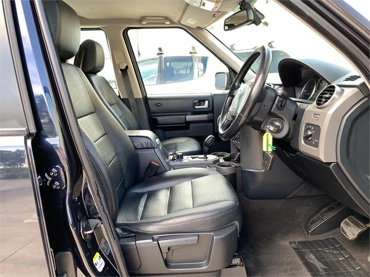 LAND ROVER DISCOVERY 3 SE Series 3 SE Wagon 7st 5dr Spts Auto 6sp 4x4 2.7DT [MY08]