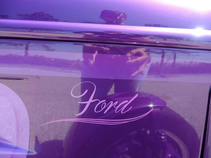 FORD 3 WINDOW
