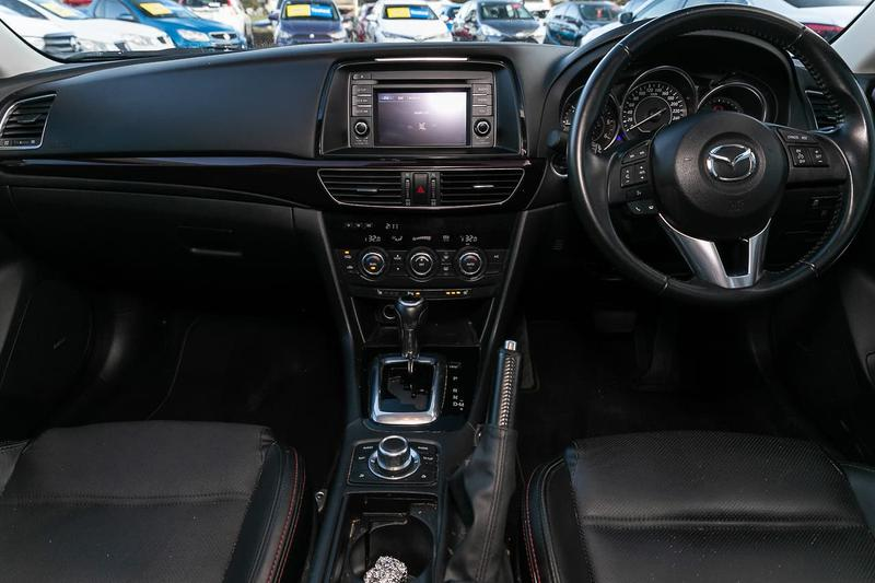 MAZDA 6 GT GJ GT Sedan 4dr SKYACTIV-Drive 6sp 2.2DTT [MY14]