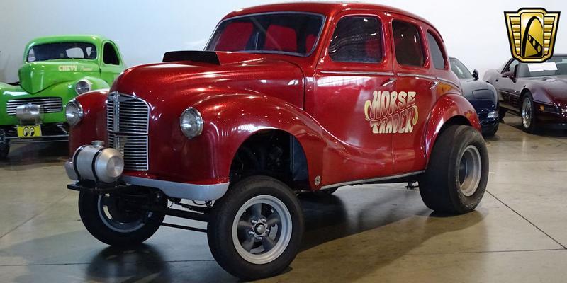 1948 AUSTIN GASSER 3 Speed Automatic