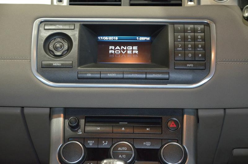 LAND ROVER RANGE ROVER EVOQUE SD4 L538 SD4 Pure Wagon 5dr Man 6sp 4x4 2.2DT [MY13]