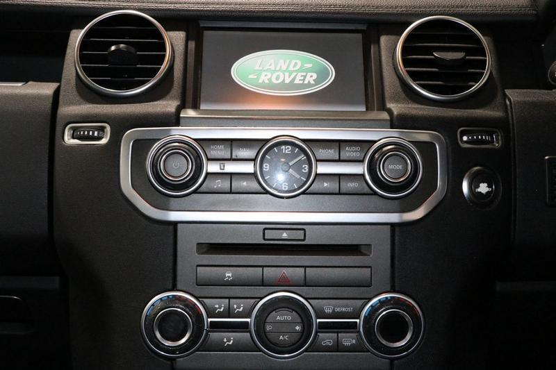 LAND ROVER DISCOVERY 4 TdV6 Series 4 TdV6 SE Wagon 7st 5dr CommandShift 6sp 4x4 3.0DTT [MY10]