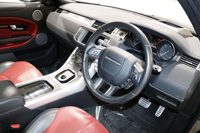 LAND ROVER RANGE ROVER EVOQUE TD4 180 L538 TD4 180 HSE Dynamic Wagon 5dr Spts Auto 9sp 4x4 2.0DT [MY16.5]