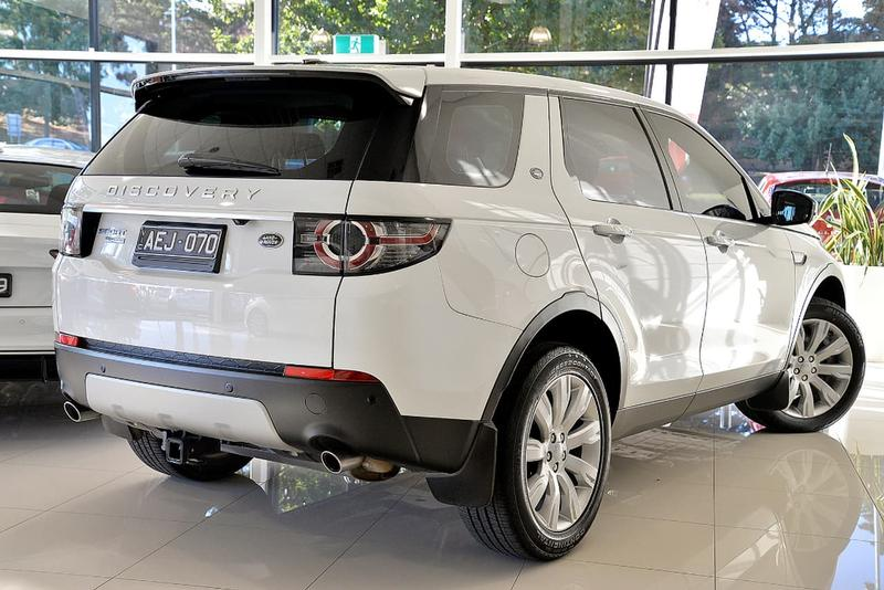 LAND ROVER DISCOVERY SPORT SD4 L550 SD4 HSE Wagon 5dr Spts Auto 9sp 4x4 2.2DT [MY15]
