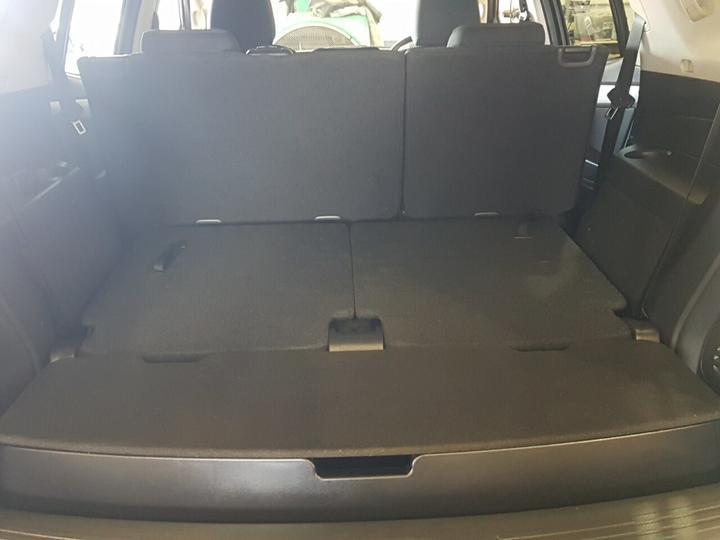 ISUZU MU-X LS-U LS-U Wagon 7st 5dr Rev-Tronic 5sp 4x4 3.0DT [MY15]