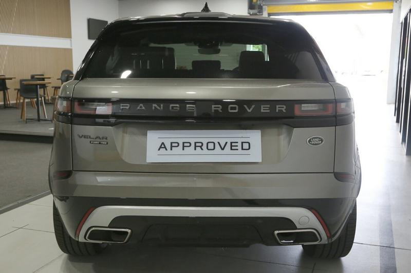 LAND ROVER RANGE ROVER VELAR P380 L560 P380 First Edition Wagon 5dr Spts Auto 8sp AWD 3.0SC [MY18]
