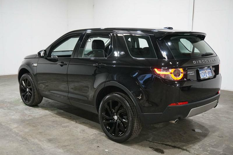 LAND ROVER DISCOVERY SPORT TD4 L550 TD4 HSE Wagon 5dr Spts Auto 9sp 4x4 2.2DT [MY16.5]