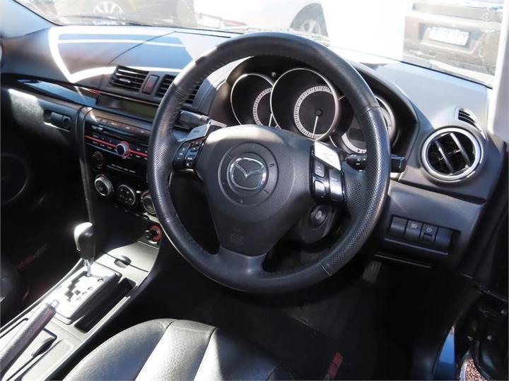MAZDA 3 SP23 BK Series 2 SP23 Hatchback 5dr Spts Auto 5sp 2.3i [MY08]