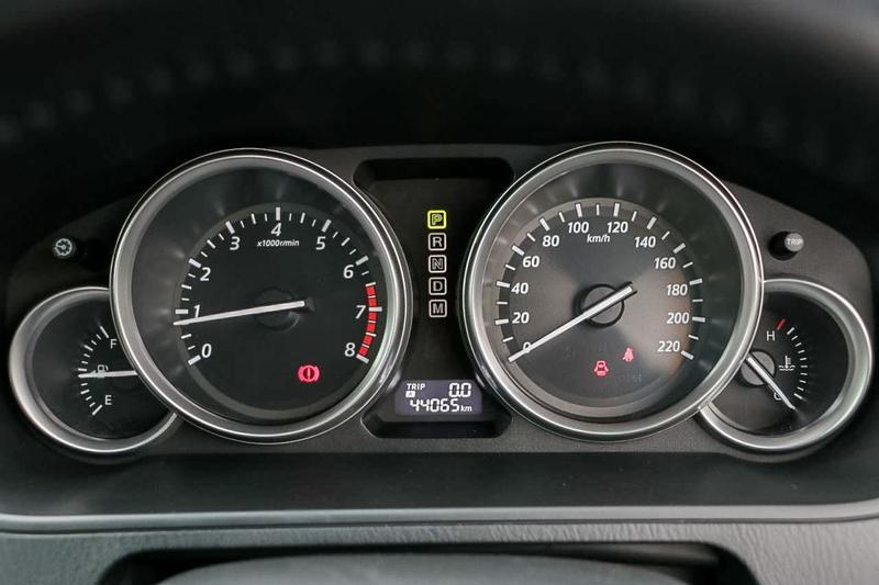 MAZDA CX-9 Classic TB Series 5 Classic Wagon 7st 5dr Activematic 6sp 3.7i (FWD)