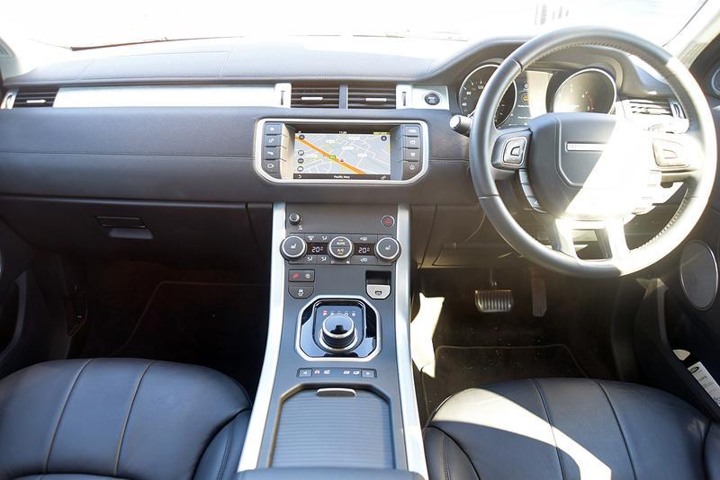 LAND ROVER RANGE ROVER EVOQUE TD4 150 L538 TD4 150 SE Wagon 5dr Spts Auto 9sp 4x4 2.0DT [MY18]