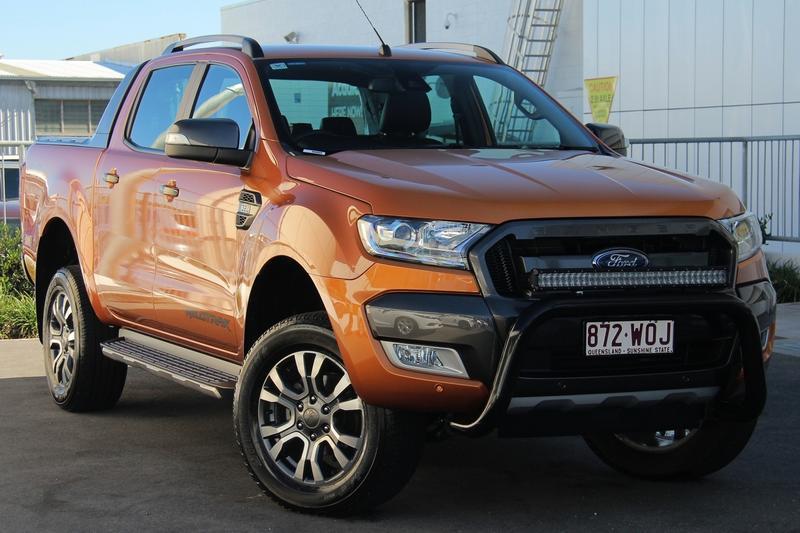 2016 Ford Ranger >> 2016 Ford Ranger Wildtrak