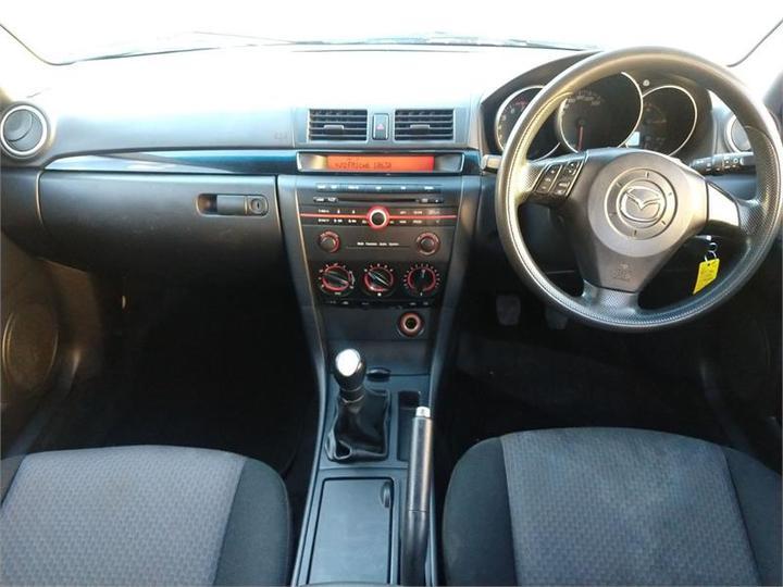 MAZDA 3 Maxx BK Series 2 Maxx Sport Hatchback 5dr Man 5sp 2.0i [Jul]