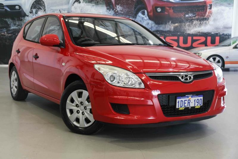 2009 Hyundai I30 Sx