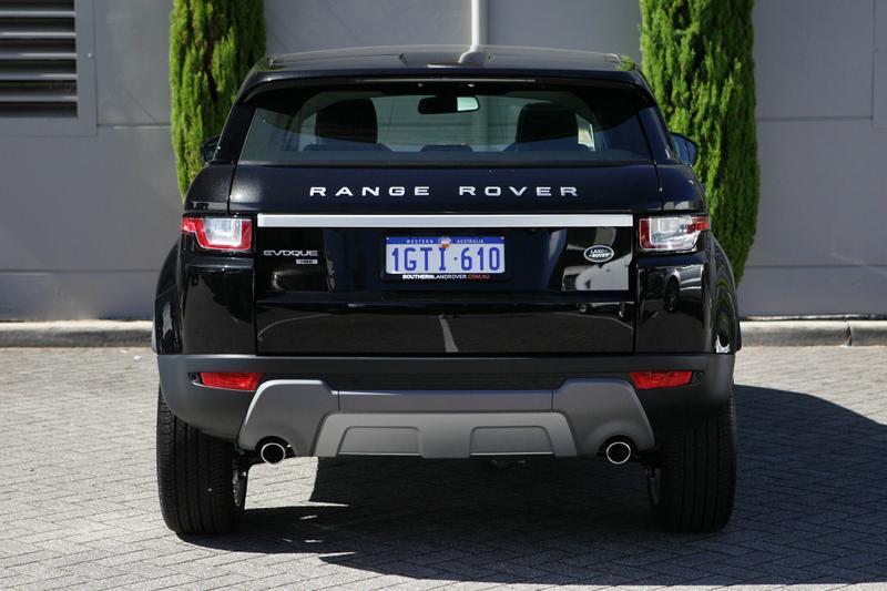 LAND ROVER RANGE ROVER EVOQUE TD4 L538 TD4 HSE Wagon 5dr Spts Auto 9sp 4x4 2.0DT [MY19]