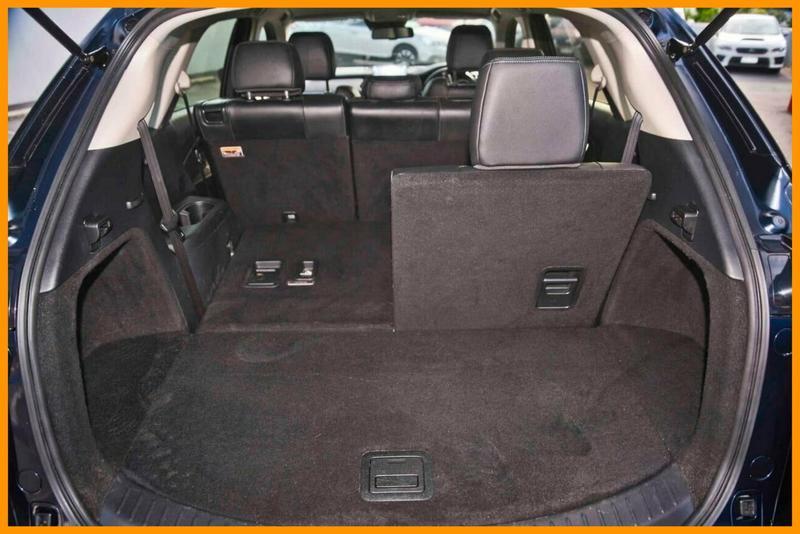 MAZDA CX-9 Touring TC Touring Wagon 7st 5dr SKYACTIV-Drive 6sp 2.5T