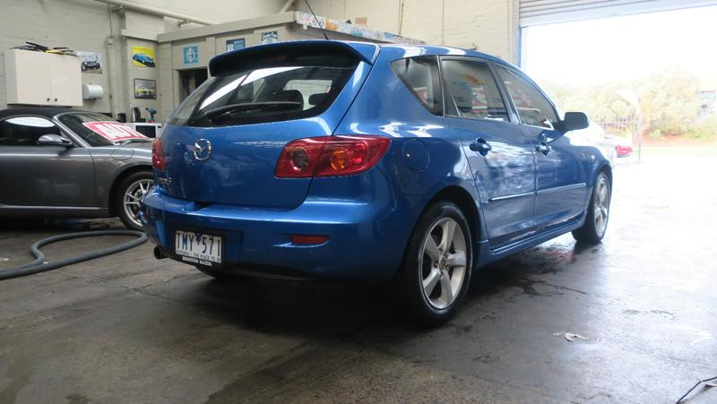 MAZDA 3 Maxx BK Series 1 Maxx Sport Hatchback 5dr Man 5sp 2.0i [Jan]