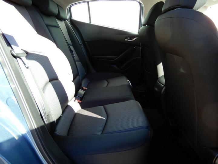 MAZDA 3 SP25 BM Series SP25 Hatchback 5dr SKYACTIV-Drive 6sp 2.5i