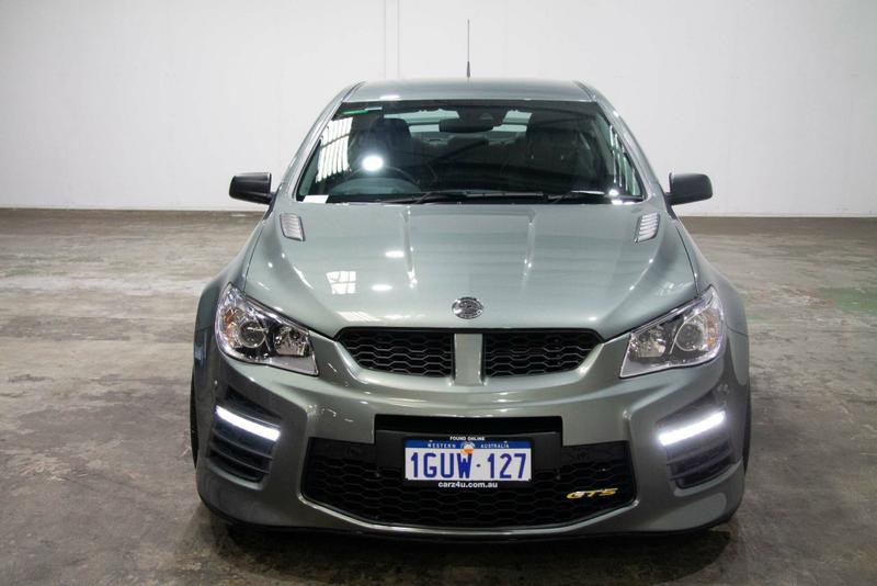 HOLDEN SPECIAL VEHICLES GTS  GEN-F2 Sedan 4dr Spts Auto 6sp 6.2SC [MY16]