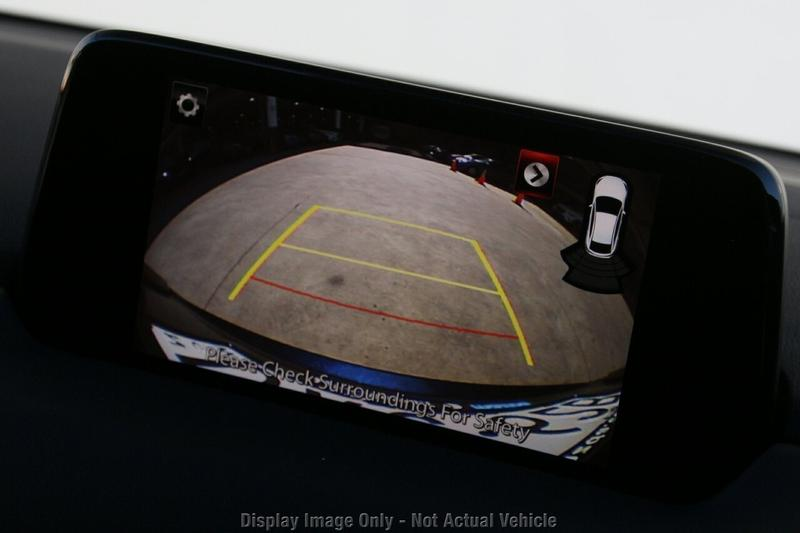 MAZDA CX-8 Sport KG Series Sport Wagon 7st 5dr SKYACTIV-Drive 6sp FWD 2.2DTT [Jan]