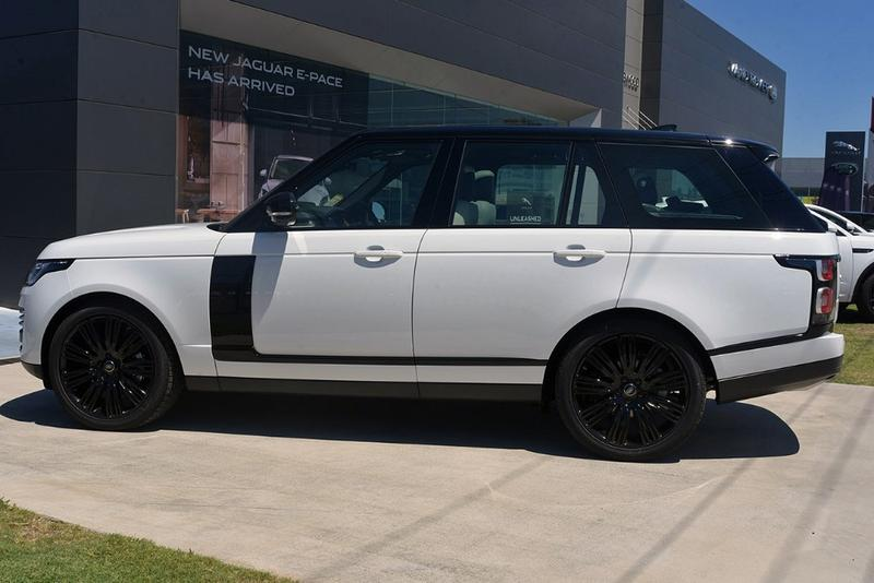 LAND ROVER RANGE ROVER SDV6 L405 SDV6 Vogue Wagon 5dr Spts Auto 8sp 4x4 3.0DTT [MY19]