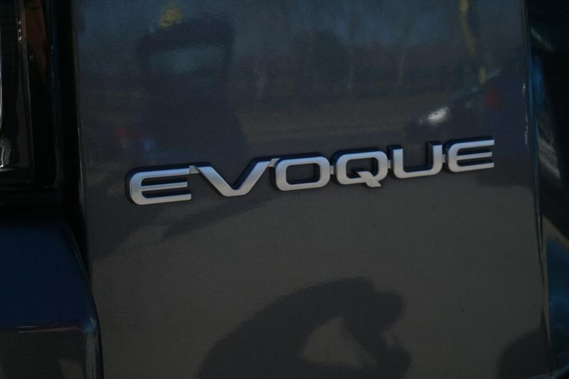 LAND ROVER RANGE ROVER EVOQUE TD4 150 L538 TD4 150 SE Wagon 5dr Spts Auto 9sp 4x4 2.0DT [MY16.5]