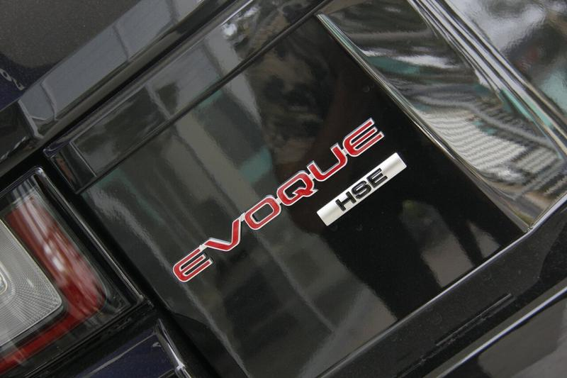 LAND ROVER RANGE ROVER EVOQUE TD4 L538 TD4 HSE Dynamic Wagon 5dr Spts Auto 9sp 4x4 2.0DT [MY19]