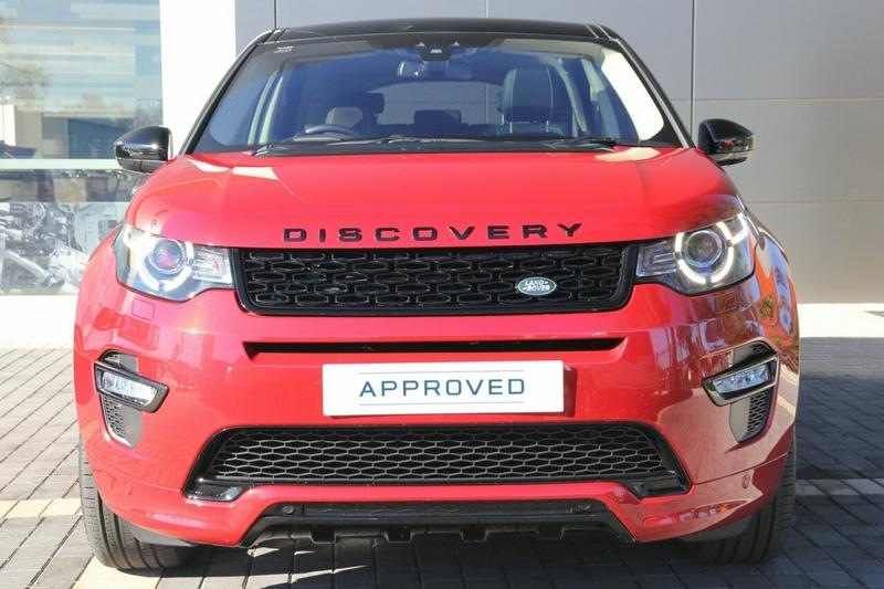 LAND ROVER DISCOVERY SPORT TD4 180 L550 TD4 180 HSE Luxury Wagon 5dr Spts Auto 9sp 4x4 2.0DT [MY17]