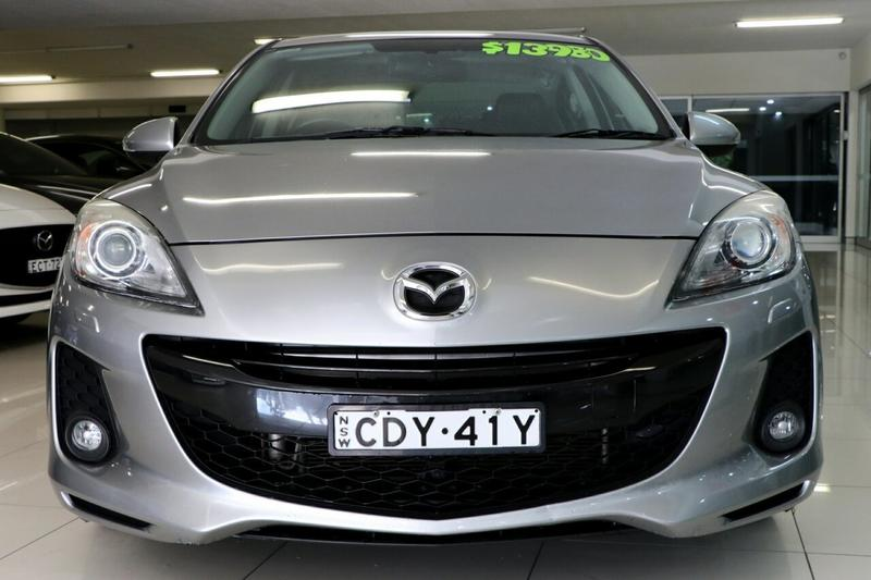 MAZDA 3 SP25 BL Series 1 SP25 Sedan 4dr Activematic 5sp 2.5i [MY10]