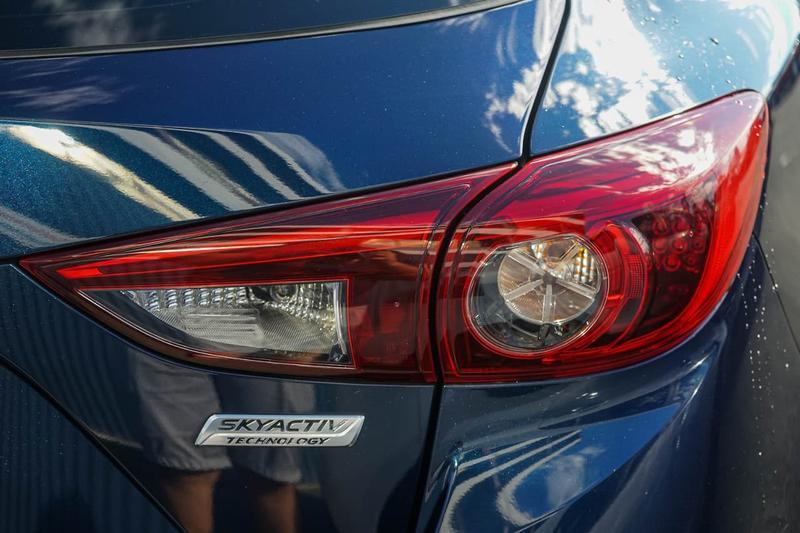 MAZDA 3 SP25 BM Series SP25 Astina Hatchback 5dr SKYACTIV-Drive 6sp 2.5i [Nov]