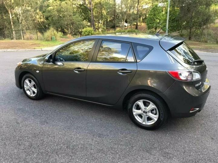 MAZDA 3 Neo BL Series 2 Neo Hatchback 5dr Activematic 5sp 2.0i [MY13]