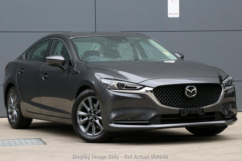 Mazda 6 Sport >> 2019 Mazda 6 Sport