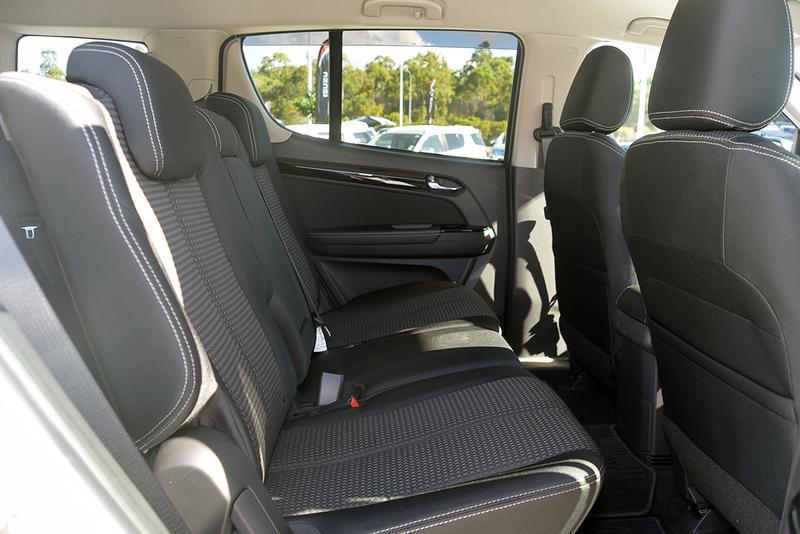 ISUZU MU-X LS-U LS-U Wagon 7st 5dr Rev-Tronic 6sp 4x4 3.0DT [MY19]