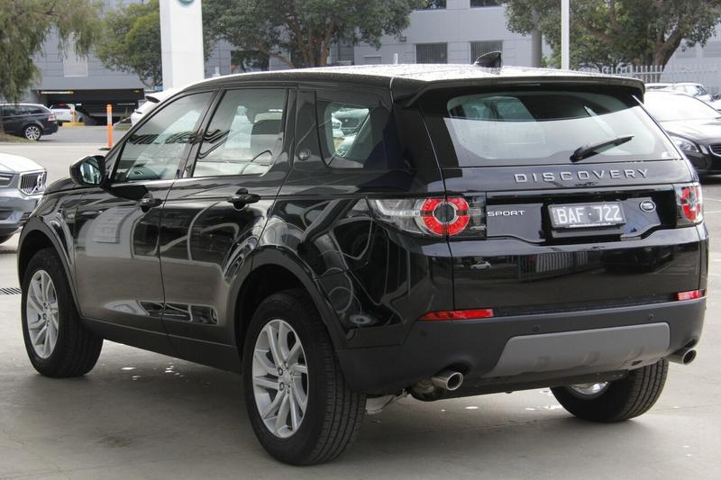LAND ROVER DISCOVERY SPORT Si4 177kW L550 Si4 177kW SE Wagon 5dr Spts Auto 9sp 4x4 2.0T [MY19]