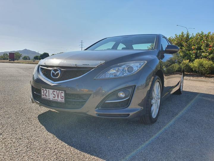 MAZDA 6 Touring GH Series 2 Touring Sedan 4dr Spts Auto 5sp 2.5i [MY12]