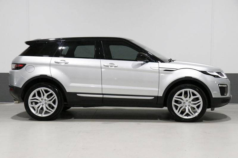 LAND ROVER RANGE ROVER EVOQUE TD4 180 L538 TD4 180 HSE Wagon 5dr Spts Auto 9sp 4x4 2.0DT [MY16]