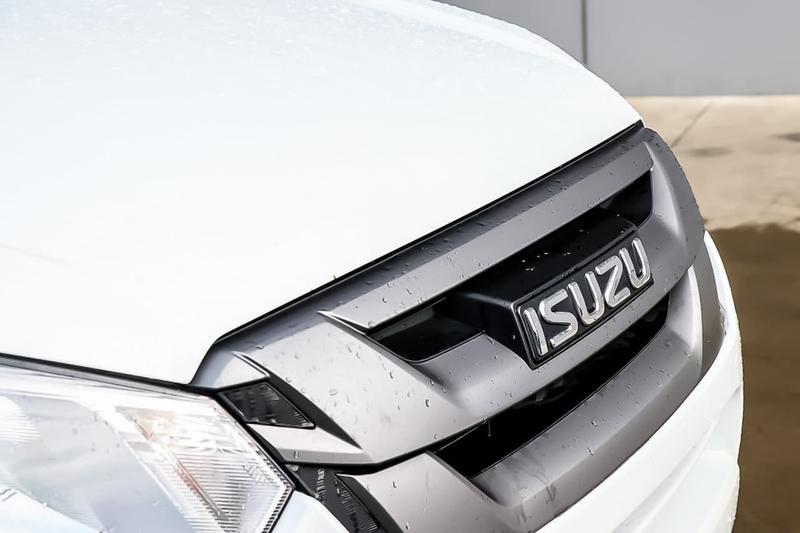 ISUZU D-MAX SX SX Cab Chassis Single Cab 2dr Man 6sp 4x2 3.0DT [MY18]