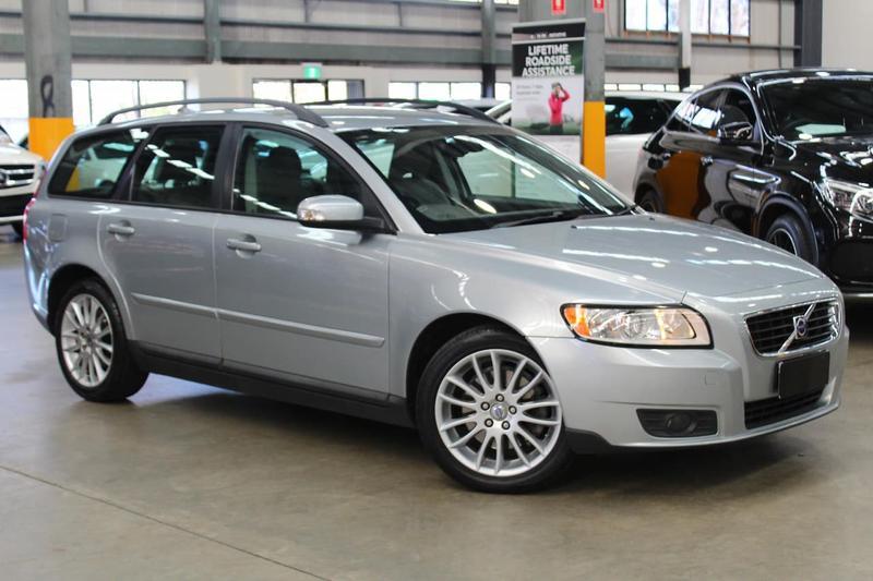 2009 Volvo V50 S