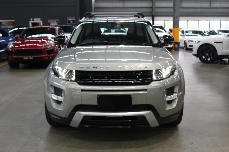 LAND ROVER RANGE ROVER EVOQUE Si4 L538 Si4 Dynamic Wagon 5dr CommandShift 6sp 4x4 2.0T [MY12]