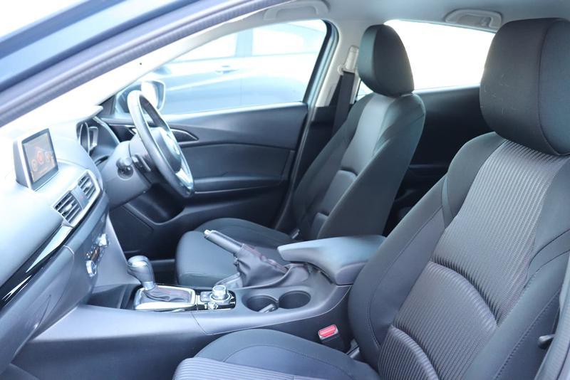 MAZDA 3 SP25 BM Series SP25 Hatchback 5dr SKYACTIV-Drive 6sp 2.5i [Jan]