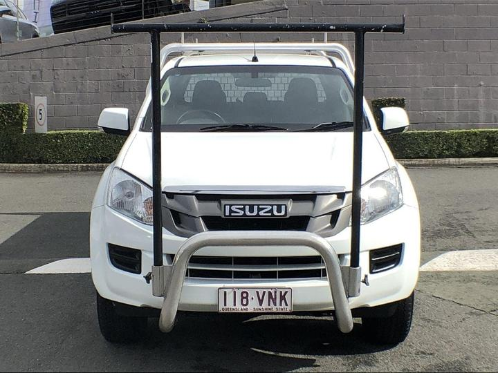ISUZU D-MAX SX SX High Ride Cab Chassis Crew Cab 4dr Spts Auto 5sp 4x2 3.0DT (Oct) [MY15]