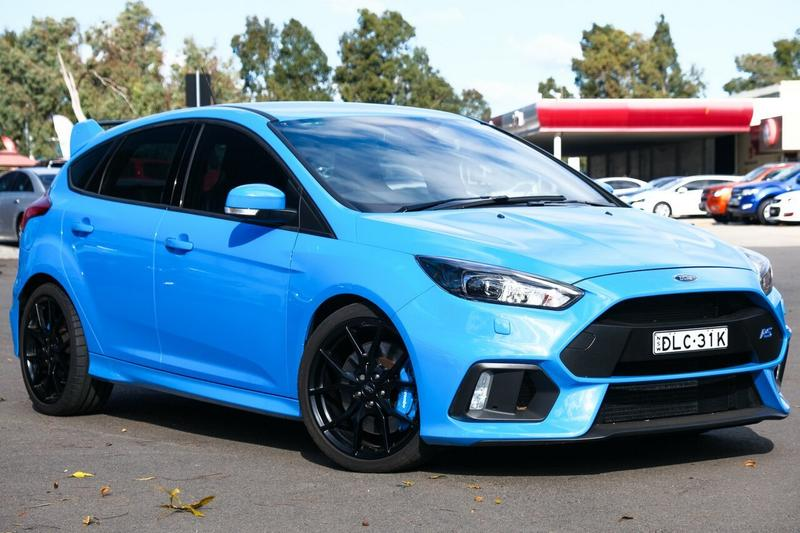Ford Focus Awd >> 2016 Ford Focus Rs